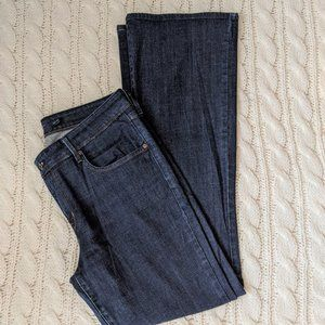 Levi's Women's Boot Cut Demi Curve Jeans Size 12